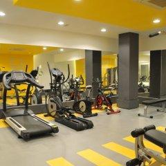 Отель Green Garden Suite фитнесс-зал фото 4