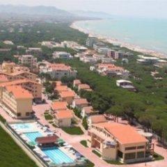 Отель Kla And Xhu Resort пляж
