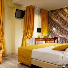 Отель Pierre Milano Милан комната для гостей