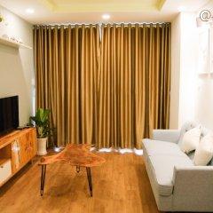 Отель KHouse Apartment Вьетнам, Вунгтау - отзывы, цены и фото номеров - забронировать отель KHouse Apartment онлайн комната для гостей фото 3