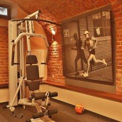 Отель Amber фитнесс-зал