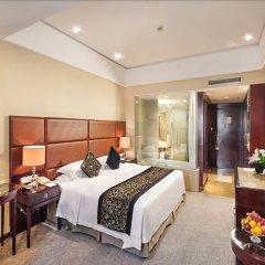 Отель Shenzhen Century Kingdom Hotel, East Railway Station Китай, Шэньчжэнь - отзывы, цены и фото номеров - забронировать отель Shenzhen Century Kingdom Hotel, East Railway Station онлайн комната для гостей фото 3