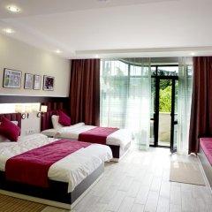 Гостиница Усадьба Приморский парк в Алуште 2 отзыва об отеле, цены и фото номеров - забронировать гостиницу Усадьба Приморский парк онлайн Алушта комната для гостей фото 3
