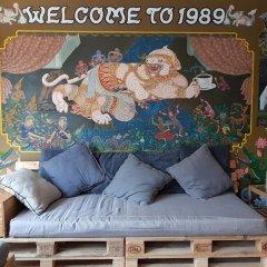 1989 Ratchada Bangkok - Hostel Бангкок интерьер отеля фото 3