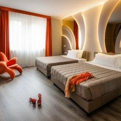 Hotel Da Vinci 4* Улучшенный номер с различными типами кроватей фото 8