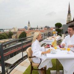 Отель Putnik Сербия, Нови Сад - отзывы, цены и фото номеров - забронировать отель Putnik онлайн балкон