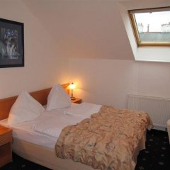 Hotel Máchova комната для гостей