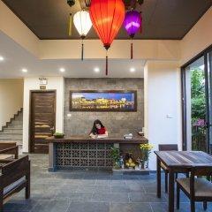 Отель Hoi An Silk River Villa интерьер отеля фото 2