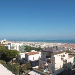 Отель Residence Internazionale пляж фото 2