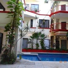 Отель Maya Turquesa Мексика, Плая-дель-Кармен - отзывы, цены и фото номеров - забронировать отель Maya Turquesa онлайн фото 3