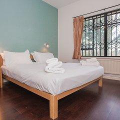 Апартаменты Stylish 1 Bedroom Apartment Near Kings Cross комната для гостей фото 2