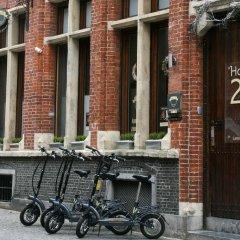 Отель Hostel 28 Бельгия, Брюгге - 1 отзыв об отеле, цены и фото номеров - забронировать отель Hostel 28 онлайн фото 2
