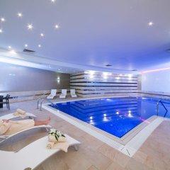 Rosslyn Dimyat Hotel Varna бассейн
