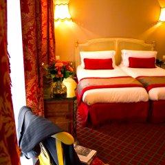 Hotel De Seine комната для гостей фото 6