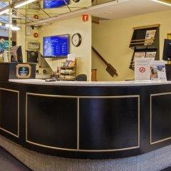 Отель Karl Johan Hotell интерьер отеля фото 2