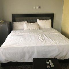 Отель Pentagon Luxury Suites Enugu Энугу ванная