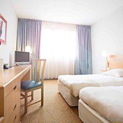 Отель Novotel Torino Corso Giulio Cesare Италия, Турин - 1 отзыв об отеле, цены и фото номеров - забронировать отель Novotel Torino Corso Giulio Cesare онлайн комната для гостей фото 4