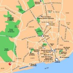 Pestana Palace Lisboa - Hotel & National Monument Лиссабон городской автобус