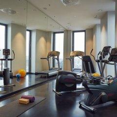 Hyperion Hotel Hamburg фитнесс-зал
