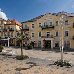 Отель Spa Hotel Goethe Чехия, Франтишкови-Лазне - отзывы, цены и фото номеров - забронировать отель Spa Hotel Goethe онлайн