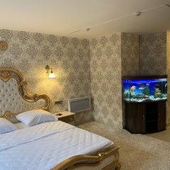 Отель Perovo Plaza Москва комната для гостей