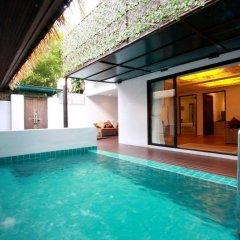 Отель Mimosa Resort & Spa бассейн