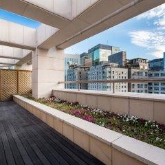 Hotel Aventree Jongno балкон