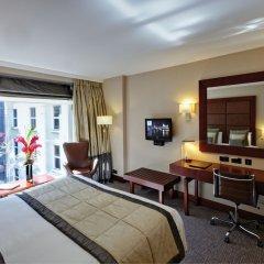 Leonardo Royal Hotel London St Paul's удобства в номере фото 2