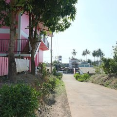 Отель Pinky Bungalow Ланта пляж фото 2