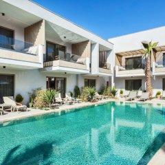 Отель Pefki Deluxe Residences Греция, Пефкохори - отзывы, цены и фото номеров - забронировать отель Pefki Deluxe Residences онлайн фото 11