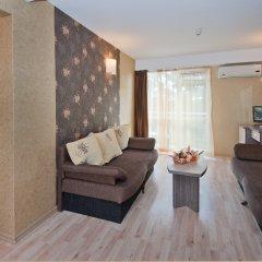 Отель Kotva Болгария, Солнечный берег - отзывы, цены и фото номеров - забронировать отель Kotva онлайн комната для гостей
