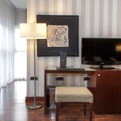 Отель Zenit Coruña удобства в номере