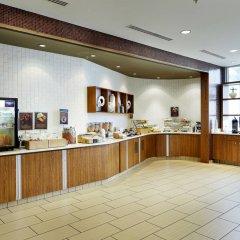 Отель SpringHill Suites by Marriott Columbus OSU питание фото 3