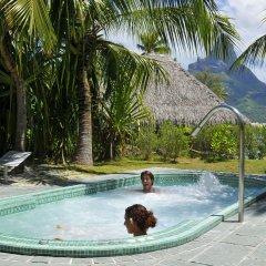 Отель InterContinental Bora Bora Resort and Thalasso Spa детские мероприятия фото 2