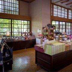 Отель Yufuin Ryokan Baien Хидзи развлечения