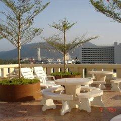 Отель SM Resort Phuket Пхукет гостиничный бар