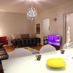 Отель Wonderful Helsinki Apartment Финляндия, Хельсинки - отзывы, цены и фото номеров - забронировать отель Wonderful Helsinki Apartment онлайн комната для гостей фото 2