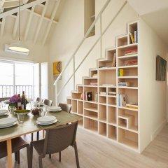 Апартаменты Portugal Ways Santos Azulejos Apartments развлечения