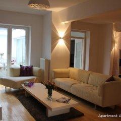 Отель Fürstenwall Apartment Германия, Дюссельдорф - отзывы, цены и фото номеров - забронировать отель Fürstenwall Apartment онлайн комната для гостей фото 2