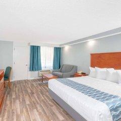 Отель Days Inn by Wyndham Gatlinburg On The River комната для гостей фото 4
