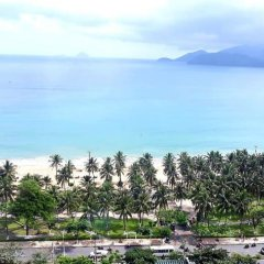 DTX Hotel Nha Trang пляж