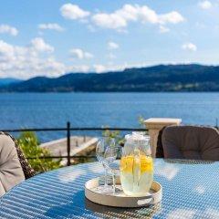 Отель Villa Charlotte Норвегия, Берген - отзывы, цены и фото номеров - забронировать отель Villa Charlotte онлайн балкон