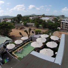 Отель Cheeky Monkey'S Samui Самуи бассейн