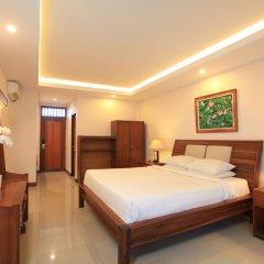 Отель Matahari Bungalow комната для гостей фото 3