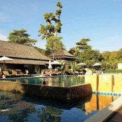 Отель Seashell Resort Koh Tao Таиланд, Остров Тау - 1 отзыв об отеле, цены и фото номеров - забронировать отель Seashell Resort Koh Tao онлайн бассейн фото 3
