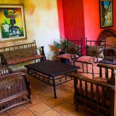 Hotel Camino Maya интерьер отеля