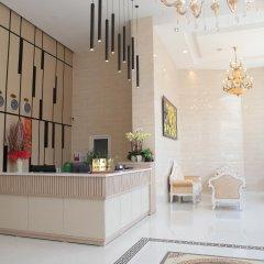 Hoang Minh Chau Ba Trieu Hotel Далат интерьер отеля