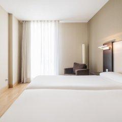 Отель ILUNION Auditori Испания, Барселона - 3 отзыва об отеле, цены и фото номеров - забронировать отель ILUNION Auditori онлайн комната для гостей фото 2