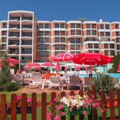 Отель Sirena пляж