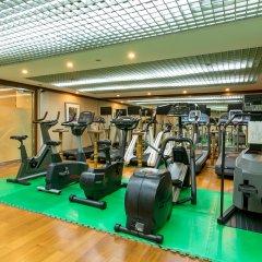 Pacific Hotel фитнесс-зал